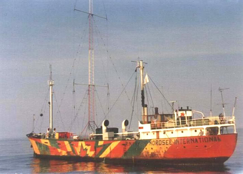 image of the mebo 2 pirate radio ship